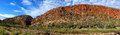 MacDonnell Ranges National Park, Nothern Territory, Australia Royalty Free Stock Photo