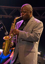 Maceo Parker 2 Royalty Free Stock Photo