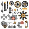 Machinery Parts Set
