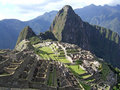 Machu Picchu Stock Photography