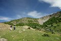 In macin mountains dobrogea some of the oldest europe Stock Images