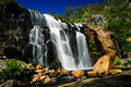 Mackenzie falls grampians australia Royalty Free Stock Photo