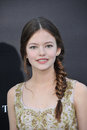 Mackenzie Foy Royalty Free Stock Photo