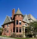 Mackenzie House Royalty Free Stock Photo