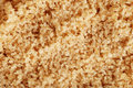Macro brown sugar Royalty Free Stock Images
