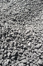 Macro coal background Royalty Free Stock Photography