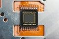 Macro of photo sensor chip