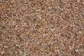 Macro sand texture Royalty Free Stock Photo