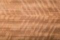 Macro Of Wood Veneer