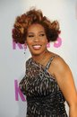 Macy gray at the killers los angeles screening cinerama dome hollywood ca Stock Photography