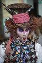 Mad Hatter Royalty Free Stock Photo