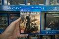 Mad Max Royalty Free Stock Photo