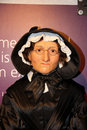 Madam tussauds london united kingdom july madame in london waxwork statue of created by in Royalty Free Stock Photo