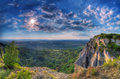 Madara fortress, Bulgaria Royalty Free Stock Photo