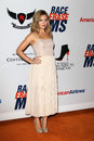 Maddie Hasson arrives at the 19th Annual Race to Erase MS gala Stock Photo