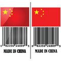 Made in China Royalty Free Stock Images