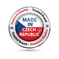 Made in Czech Republic, Premium Quality, trusted brand