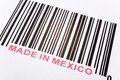 Made in Mexico Stock Image
