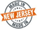 made in New Jersey stamp