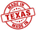 Made in Texas stamp