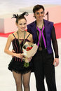 Madison CHOCK / Greg ZUERLEIN (USA) Stock Photography