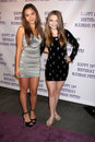 Madison Pettis, Sammi Hanratty, Stella Hudgens Royalty Free Stock Photos