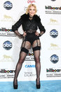 Madonna at the billboard music awards press room mgm grand las vegas nv Stock Photography