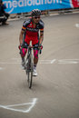 Madonna di campiglio italia maggio professional cyclist during giro d italia the fifteenth stage of the tour of italy stage Royalty Free Stock Photos