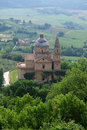 Madonna di San Biagio in Montepulciano Stock Photography