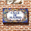 Madrid Royalty Free Stock Photography