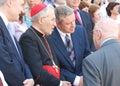 Madrid Archbishop Stock Images