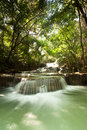 Mae-Ka-Min Waterfall Stock Photography