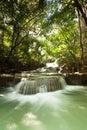 Mae-Ka-Min Waterfall Stock Photography