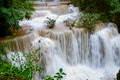 Mae ka min waterfall Stock Photos