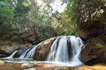 Mae Sa Waterfall In Chiang Mai,