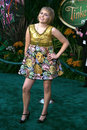Mae whitman arriving at the dvd launch of tinkerbell at he el capitan theater in hollywood ca on october Stock Photo
