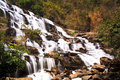 Mae Ya Waterfall. Royalty Free Stock Photography