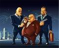 Mafia Royalty Free Stock Photo