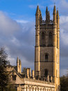 Magdalene College, Oxford University Royalty Free Stock Photos