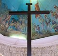 Magellan's Cross in Cebu, Philippines Royalty Free Stock Images