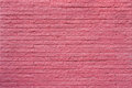 Magenta brick wall texture background Stock Photo