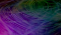 Magenta, green and black colored swirling graphic background Royalty Free Stock Photo
