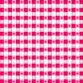 Magenta pattern seamless tablecloth Στοκ Φωτογραφία