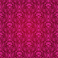 Magenta seamless wallpaper Royalty Free Stock Photo