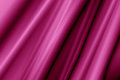 Magenta silk background Stock Photography