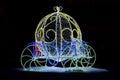 Magic Carriage For Cinderella