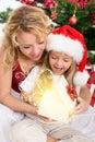 image photo : The magic of christmas