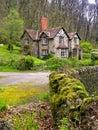 Magic Cottage Royalty Free Stock Photo