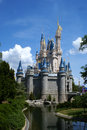 Magic Kingdom Royalty Free Stock Photography