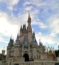 Magic Kingdom theme park at Walt Disney World